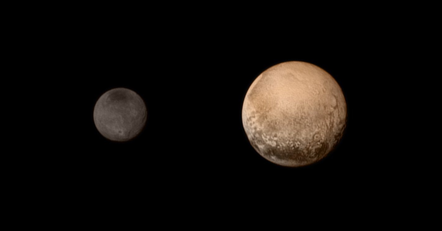 Discovery Of Pluto: Big Discovery From NASA's New Horizons; Pluto Is Biggest